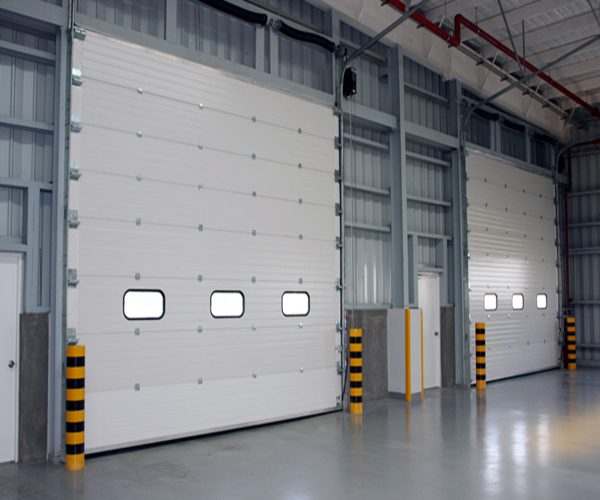 Benefits of Automating a Sectional Door